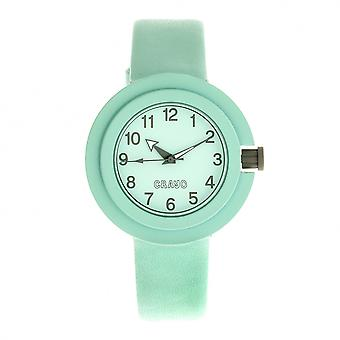 Crayo Equinox Unisex Watch - Powder Blue/Grey
