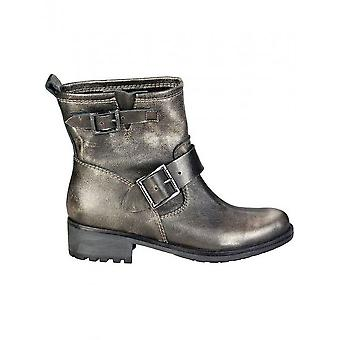 Ana Lublin - Shoes - Ankle boots - CARIN_PLATINO - Women - goldenrod,dimgray - 39