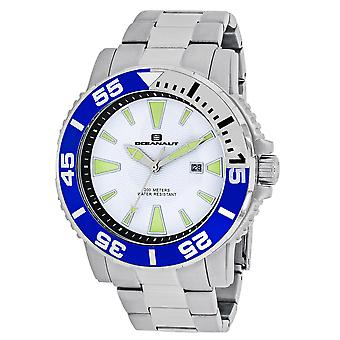 Oceanaut Men-apos;s Marletta White Dial Watch - OC2912