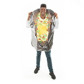 Loaded Baked Potato Adult Costume