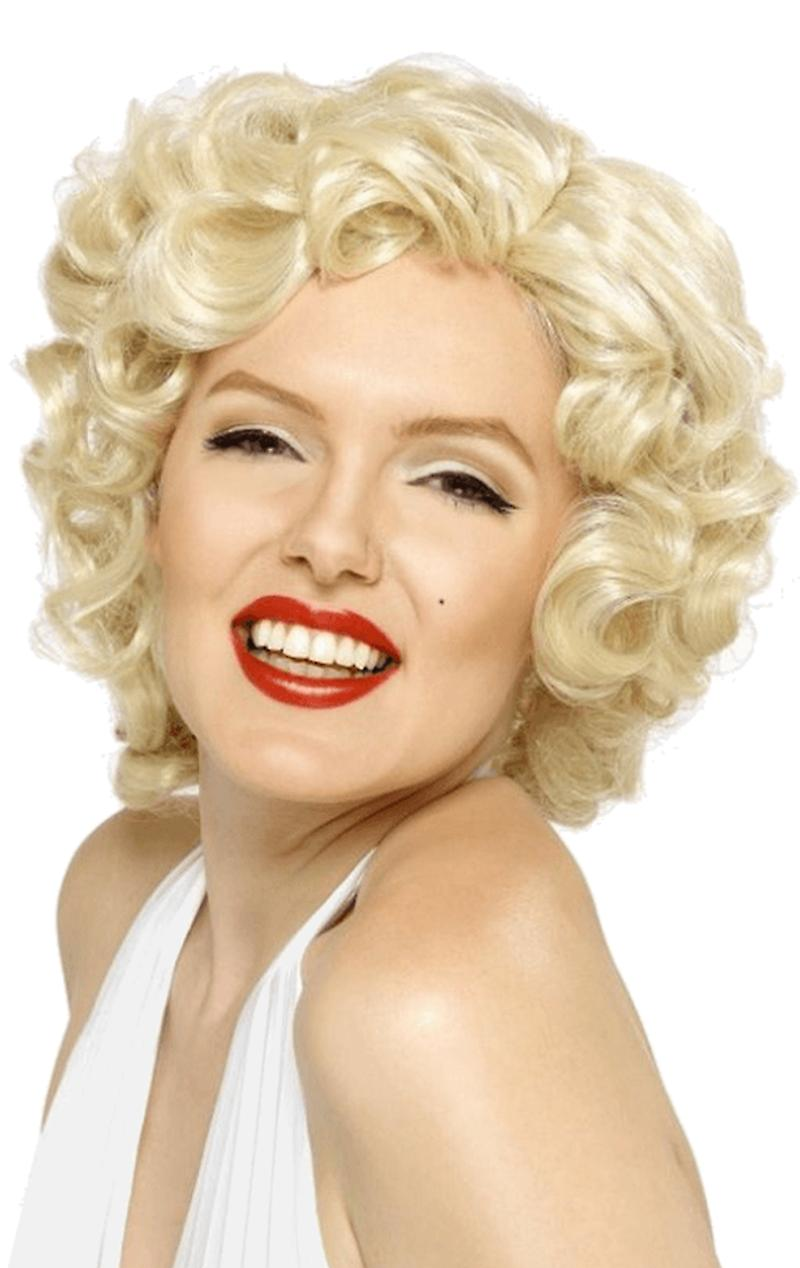 Smiffys Official Marilyn Monroe Blonde Wig