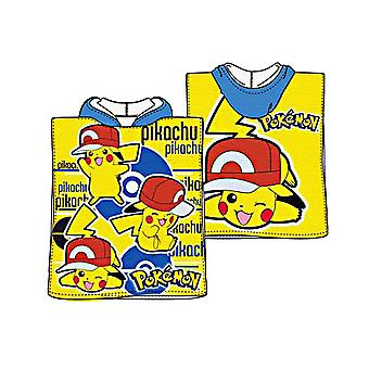 Pokemon go Badponcho Bad handdoek poncho 100 * 50cm