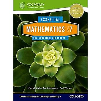 Essential Mathematics for Cambridge Lower Secondary Stage 7 by Pemberton