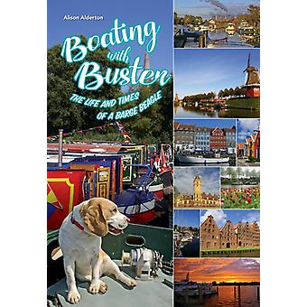 Boating with Buster by Alison Alderton