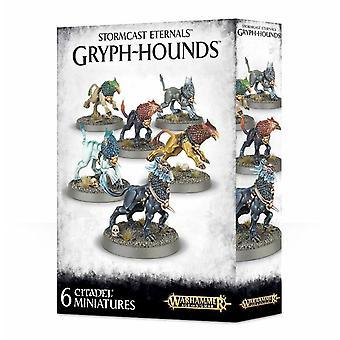 Games Workshop - Warhammer Age of Sigmar - Stormcast Eternals Gryph-Hounds