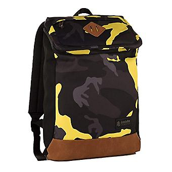 Ryggsekk Invicta Utility Pack-gul camouflage-20 lt-laptop port 11 '-fritid & Office