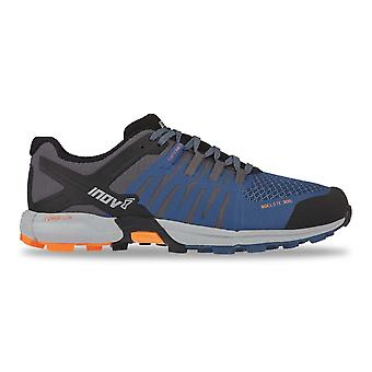 Inov8 Roclite 305 Mens Medium Fit Trail Running Shoes Blue/grey