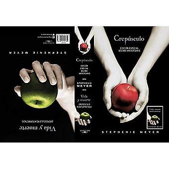 Crepusculo. Decimo Aniversario / Vida y Muerte / Edicion Dual (Twilight tionde årsdagen/liv och död Dual...