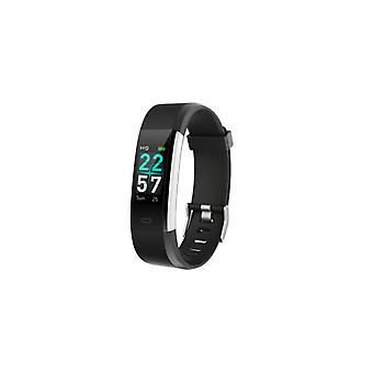 Activity bracelet with heart rate monitor, waterproof IP68