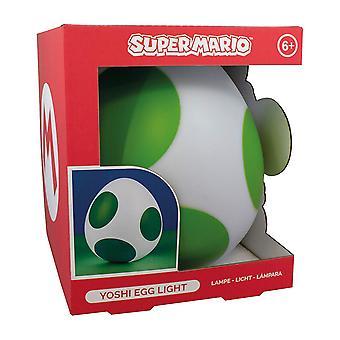 Super Mario - Nintendo Yoshi Egg Light Gaming Merchandise