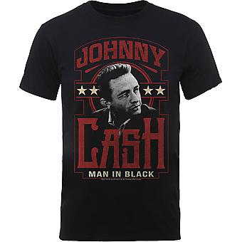 Johnny Cash Man In Black Country Rock Official T-Shirt