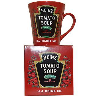 Heinz Official Mug Tomato Soup Design
