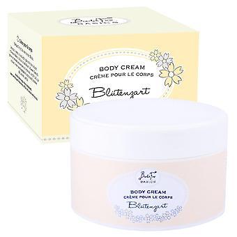 Badefee Body Cream Körpercream Blütenzart frisch-blumige Duftnote 200 ml