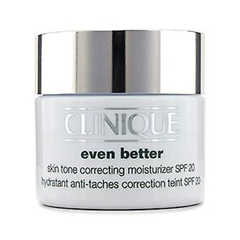 Clinique noch besser Haut Ton Korrektur Moisturizer Spf 20 (sehr Trocken zu trocken Kombination) 50ml / 1,7 Oz