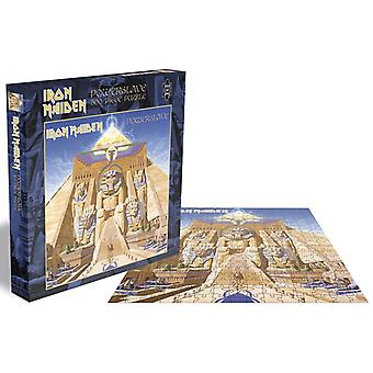 Iron Maiden Powerslave 500 pc jigsaw puzzle 410mm x 410mm (ze)