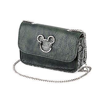 Karactermania Mickey Mouse Paisgreen-bolso Satchel Cadena Bag Messenger 20 cm Green (Paisgreen)