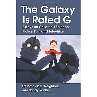 The Galaxy Is Rated G