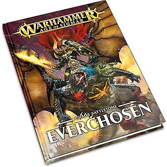 Juegos de edad de Warhammer taller de Sigmar - Battletome: Everchosen