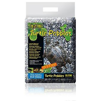 Exo Terra EXO TERRA TURTLE PEBBLES 4.54 kg (Reptiles , Beds and Hammocks)