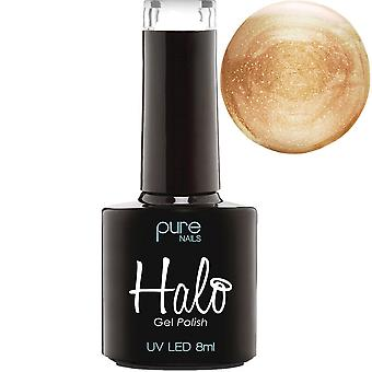 Halo gel nagels LED/UV Halo gel Polish collectie-viering 8ml (N2881)