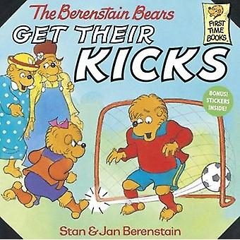 The Berenstain Bears Get Their Kicks by Stan Berenstain - 97806130734
