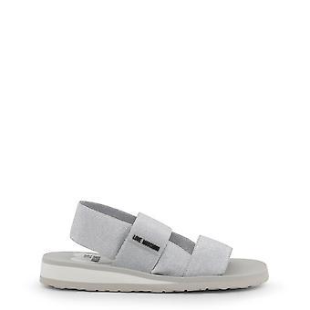 Love Moschino Original Women Spring/Summer Sandals - Grey Color 34585