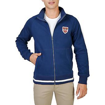Oxford University Original Men Fall/Winter Sweatshirt - Blue Color 55885