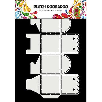 Dutch Doobadoo Dutch Box Art Scallop A4 470.713.060