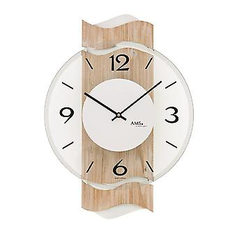 Wall clock AMS - 9621