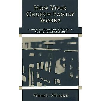 How Your Church Family Works by Steinke & Peter L.