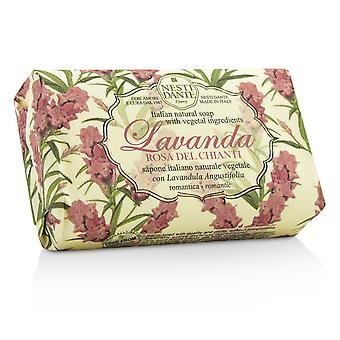 Lavanda sabonete natural rosa del chianti romântico 200059 150g/5.29oz