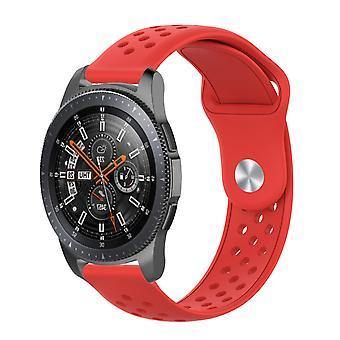 Samsung Gear S3 / Galaxy Watch 46 mm armband 22 mm
