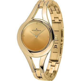 Jacques Lemans - Wristwatch - Ladies - Paris - Classic - 1-2071C