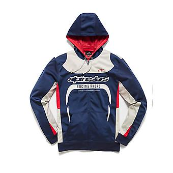 Alpinestars session Zip Zipped Hoody en la Marina