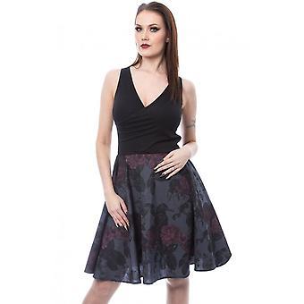 Chemical Black Adelia Dress