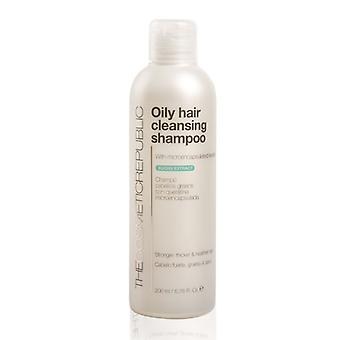 Anti-Grease Shampoo Cleansing The Cosmetic Republic (200 ml)