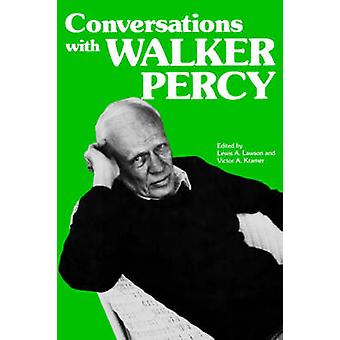 Conversations with Walker Percy by Lawson & Lewis & A.