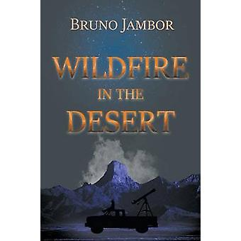 Wildfire in The Desert by Jambor & Bruno