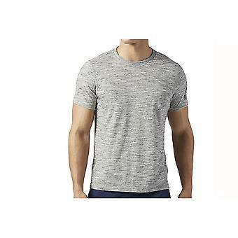 Reebok EL Prime Group Tee BS3973 t-shirt universel pour hommes d'été