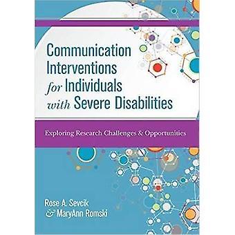 Kommunikationsinsatser för personer med svåra funktionshinder