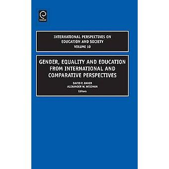 Gender - Equality and Education from International and Comparative Pe