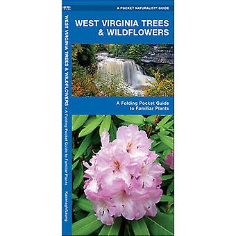 West Virginia Trees & Wildflowers - A Folding Pocket Guide to Familiar
