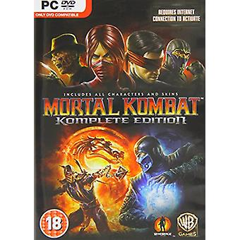 Mortal Kombat 9 (PC DVD) - New