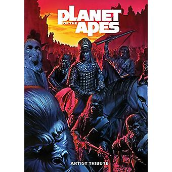 Planet of the Apes Artist Tribute by Pierre Boulle - 9781684153398 Bo