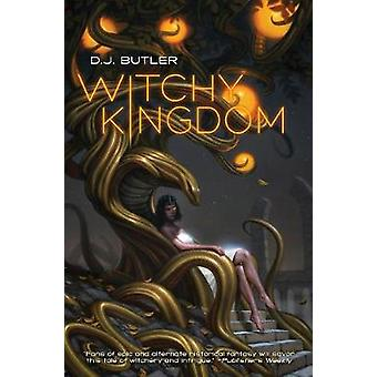 Witchy Kingdom by BAEN BOOKS - 9781982124663 Book