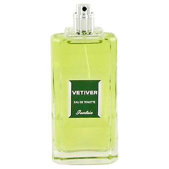 Vetiver Guerlain Eau De Toilette Spray (Tester) By Guerlain 3.4 oz Eau De Toilette Spray