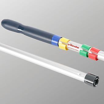 Vileda Professional Super Mop Aluminium 4 Colours Handles