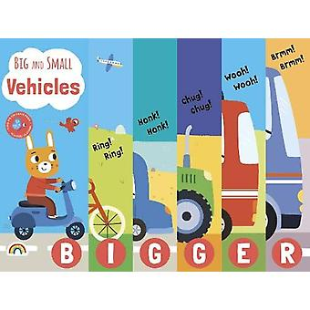 Big and Small - Vehicles by Villie Karabatzia - 9781784681937 Book