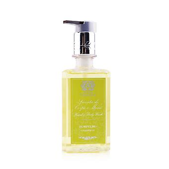 Hand & body wash grapefruit 248640 296ml/10oz