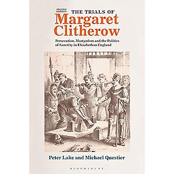 The Trials of Margaret Clitherow by Peter Lake - 9781350049260 Book